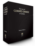The Law of Climate Change in Canada