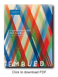 Capital Markets 2012 Mid-Year Report