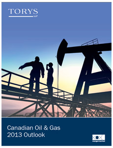 Canadian Oil and Gas 2013 Outlook