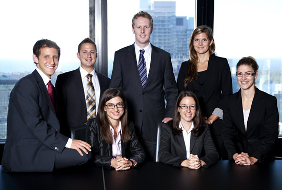Torys' 2010-11 Articling Students