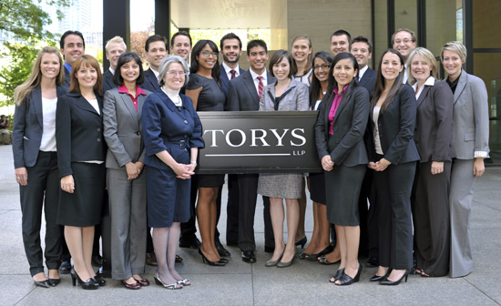 Torys' 2011-12 Articling Students