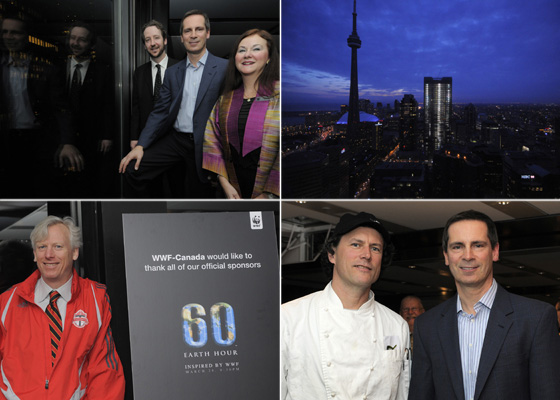 Torys and WWF Canada Earth Hour Reception