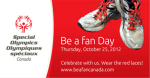 Special Olympics - Be a Fan!