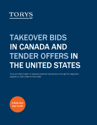 Takeover Bids Business Law Guide