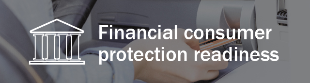 Financial consumer protection readiness