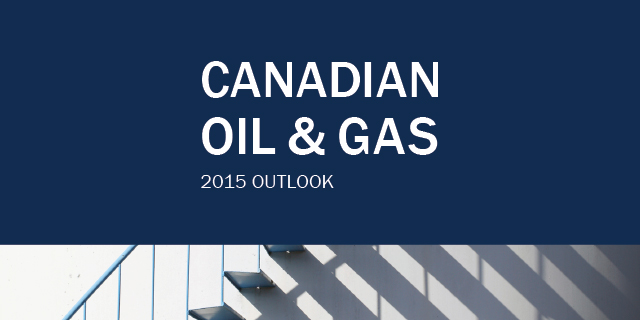 Oil and Gas 2015 Outlook