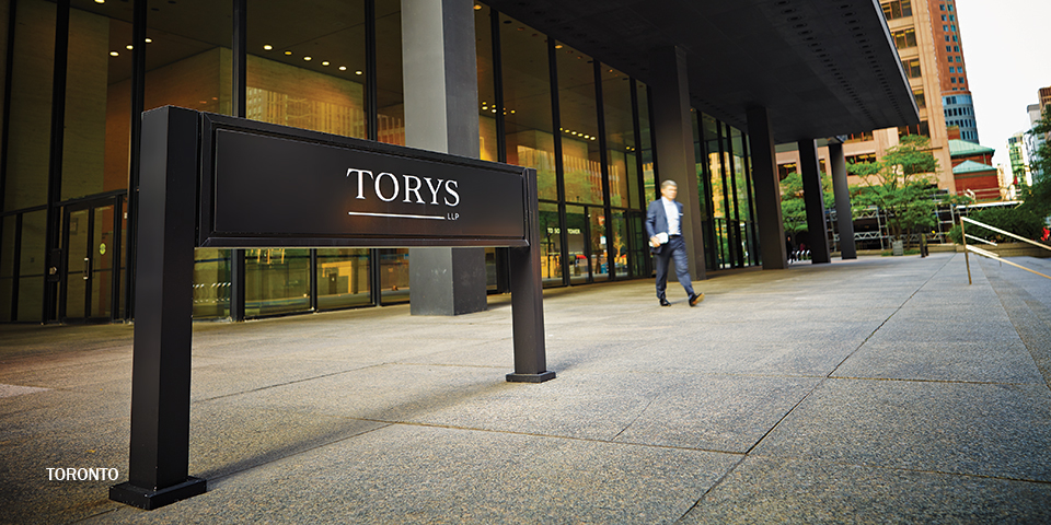 Torys Toronto Office Exterior