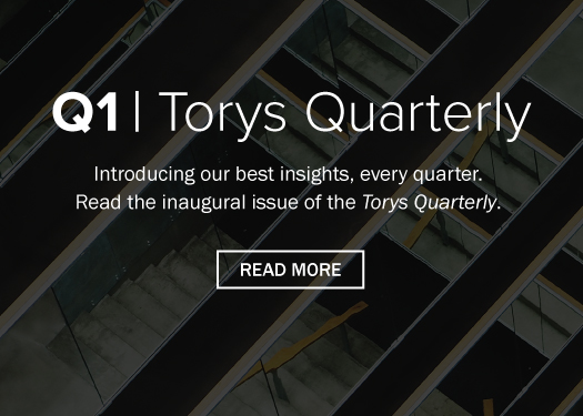 Torys Quarterly