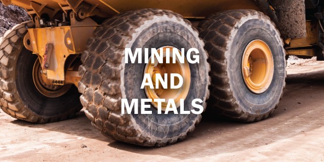 Torys Mining and Metals