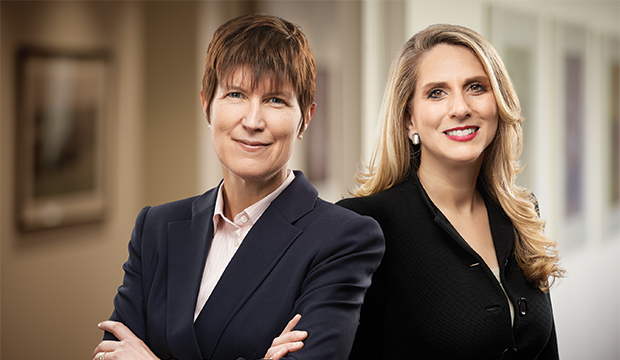 Sharon Geraghty and Cheryl Reicin named WXN's 2017 Canada's Top 100 Most Powerful Women