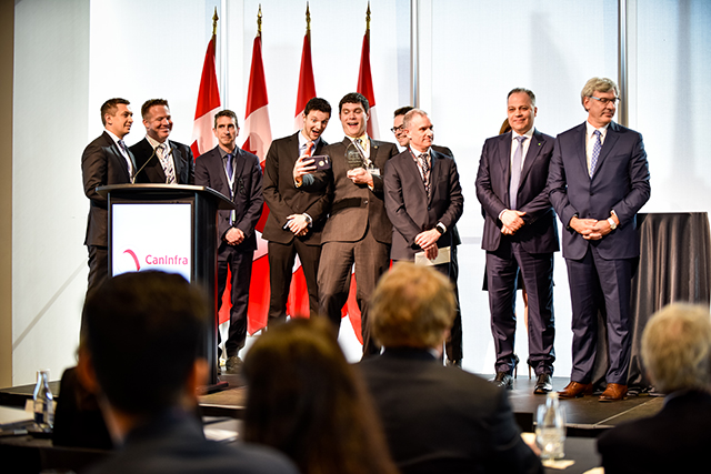 CanInfra Icegrid Winners