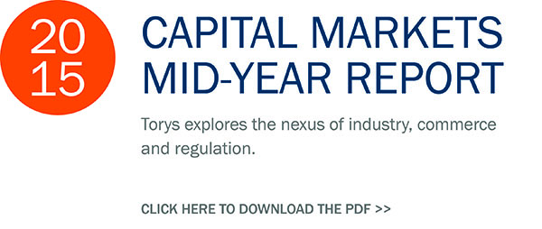 Capital Markets Mid-Year Report 2015