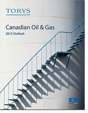 Canadian Oil and Gas 2015 Outlook