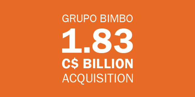 Grupo Bimbo Transaction