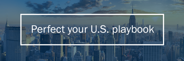 Perfect your U.S. playbook